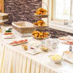 lunch-buffet theetuin Gouda